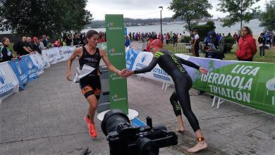 Photo of Diablillos Rivas Spanish Champions of Mixed Relay Triathlon 2019