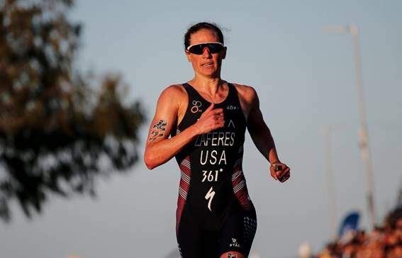 Katie Zaferes gana WTS Montreal 2019