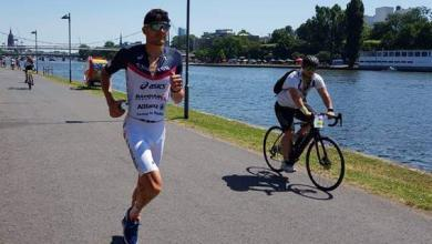 Photo of Jan Frodeno wins the IRONMAN in Frankfurt by lowering 8 hours