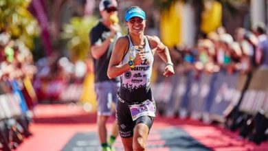 Photo of Saleta Castro quinta en el IRONMAN Frankfurt