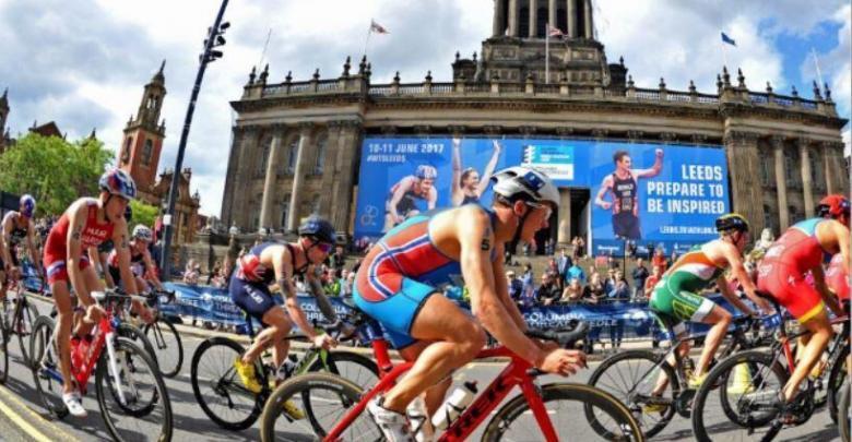 Sector ciclista WTS Leeds