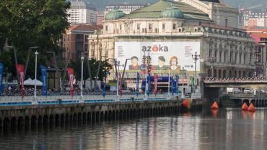 Photo of The Bilbao Triathlon has analyzes that guarantee the quality of the water in the estuary