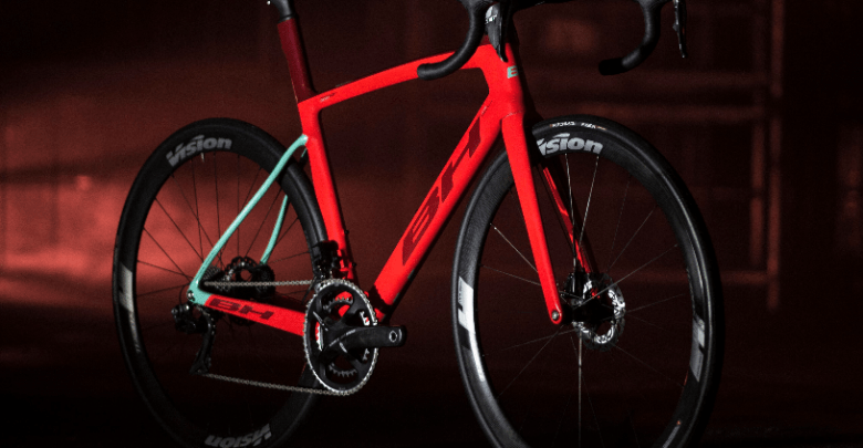 New bicycle BH G8 Disc