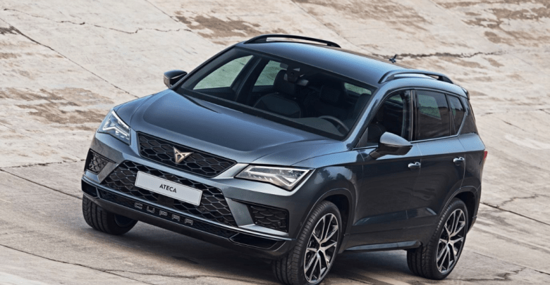 CUPRA becomes the official vehicle of the Challenge Madrid.