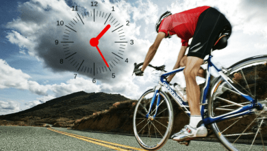 1 workouts: 30 cycling