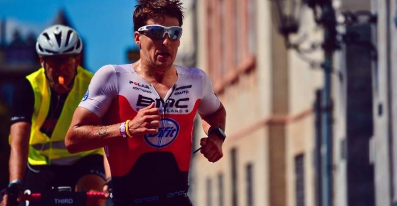 Photo of Pablo Dapena third in the Challenge Prague