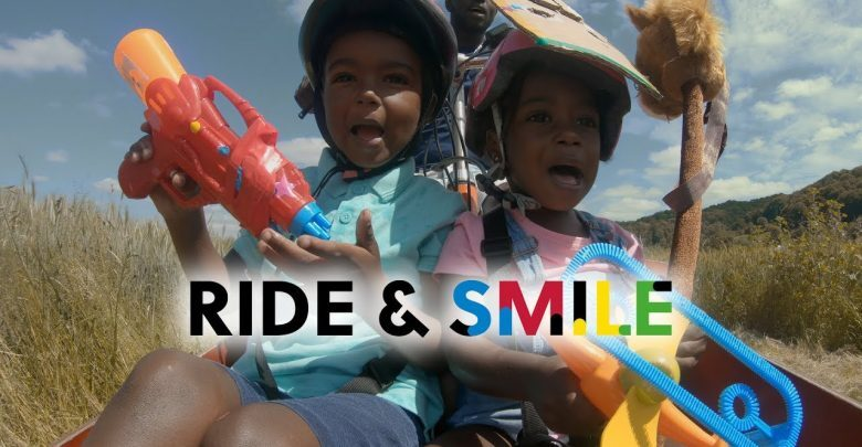 Photo of #RideandSmile The UCI campaign to encourage bicycle use