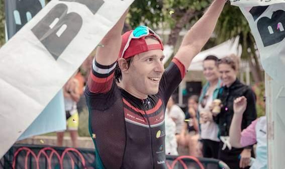 Cristóbal Dios and Larisa Salí win the first edition of the Bioracer Janda y Sierra Triathlon