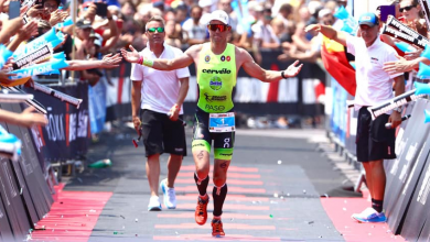 Photo of Frederick Van Lierde discards Kona and will be at IRONMAN Barcelona