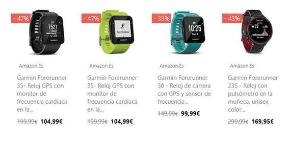 Promociones GPS garmin AMAZON PRIME