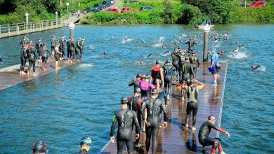 Photo of Last days to register for the Triathlon Festival, the MD of Asturias