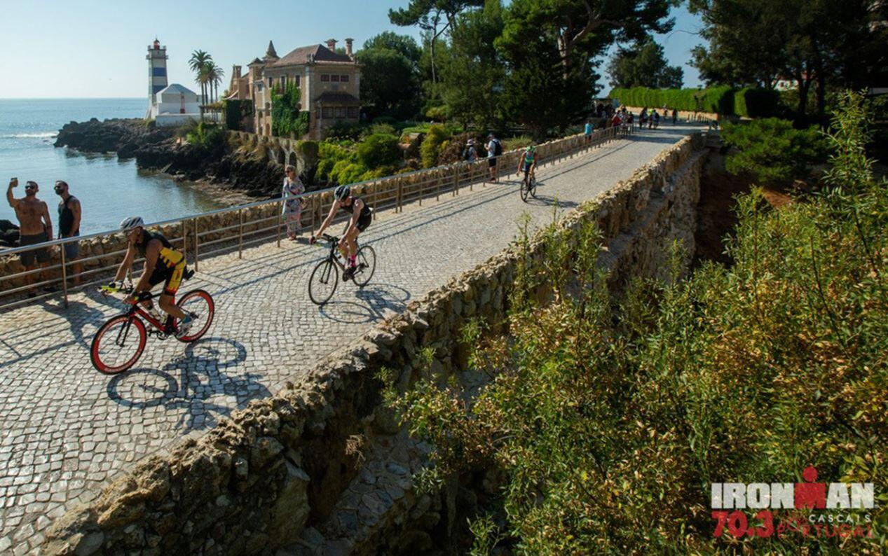 Why choose IRONMAN 70.3 Cascais? Some reasons to do it