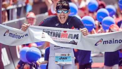 Photo of Jan Frodeno for all in the IRONMAN 70.3 Gdynia