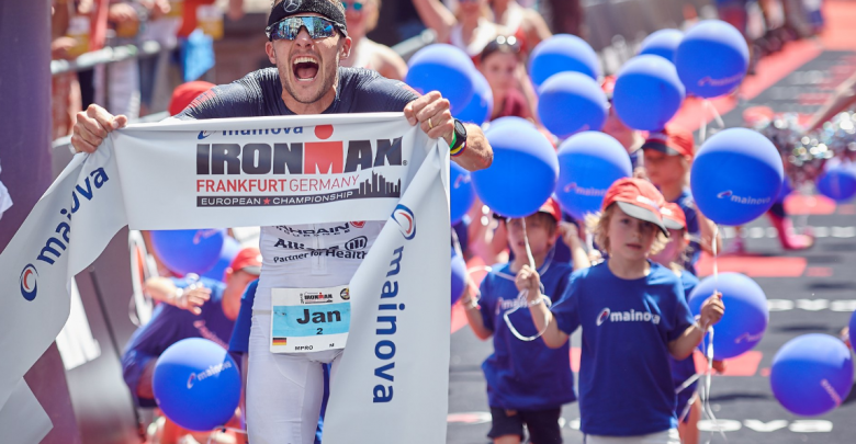 Photo of Jan Frodeno sweeps the IRONMAN 70.3 Gdynia