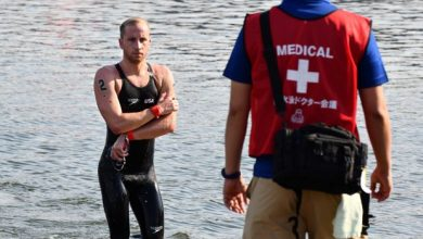 Photo of The paratriathlon test event in Tokyo is changed to a duathlon by finding E. coli in the water