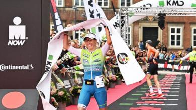 Photo of Anne Haug IRONMAN 2019 World Champion