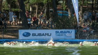Photo of The countdown begins for the Subaru Triathlon Cross, at the Casa de Campo in Madrid
