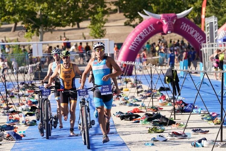 Record in the Subaru Triathlon Cross 2019, the cross triathlon with the most participation in Spain