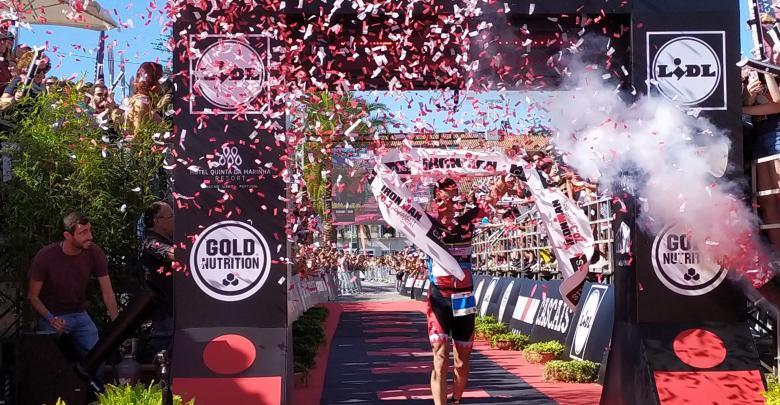 Javier Gómez Noya gana el IRONMAN 70.3 Cascais