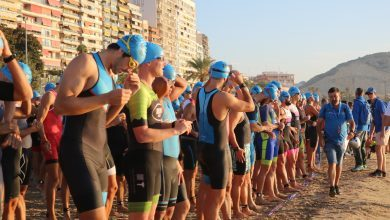 Photo of Mediterranean Triathlon 2019 closes in Alicante Triathlon with gold brooch and 1.250 participants