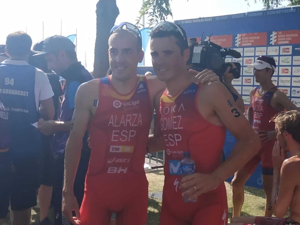 WhatsApp-Image-2019-08-31-at-16.17.20-1024x768 The most emotional photos of the Triarmada in the Grand Final of the World Series Triathlon News