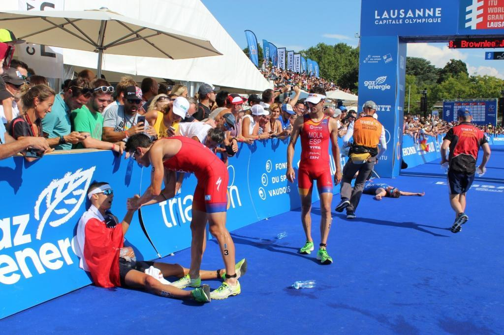 WhatsApp-Image-2019-09-01-at-09.16.08-1024x682 The most emotional photos of the Triarmada in the Grand Final of the World Series Triathlon News