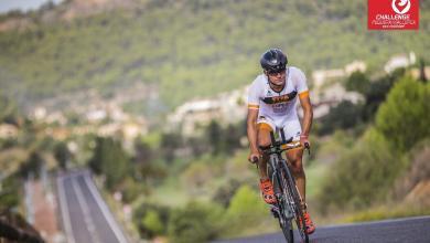 Fahrradsegment der Challenge-Peguera-Mallorca