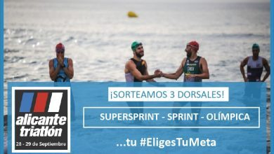Tirage au sort Triathlon Alicante