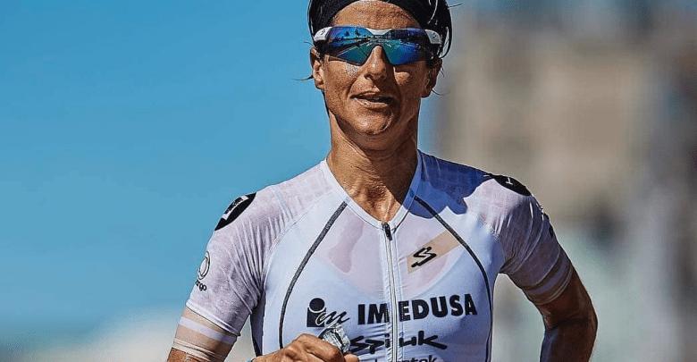 Gurutze Frades remporte le triathlon deista