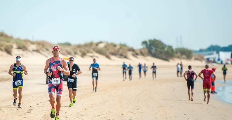 running race Doñana Challenge