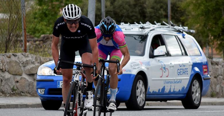 Photo of The cyclist Carlos Caravias who won the QH with 47 years sanctioned three years and three months for doping.