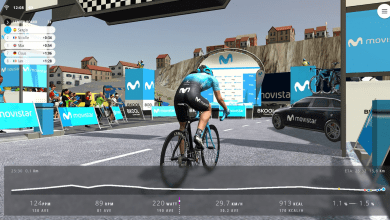 Photo of Bkool's top 60 MOVISTAR VIRTUAL CYCLING riders will battle for the final win at FESTIBIKE