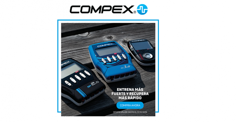 Back to school and new Compex promotions