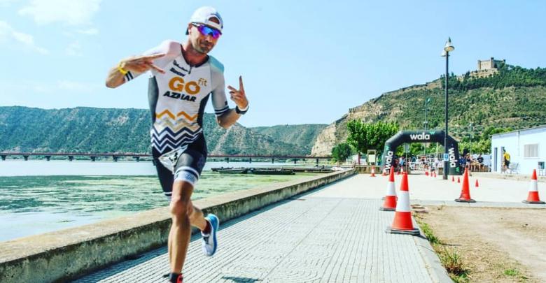 Carlos Aznar Top 10 en el Campeonato de Europa de Triatlón LD
