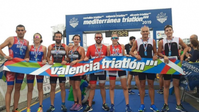 But du Triathlon de Valence 20'19