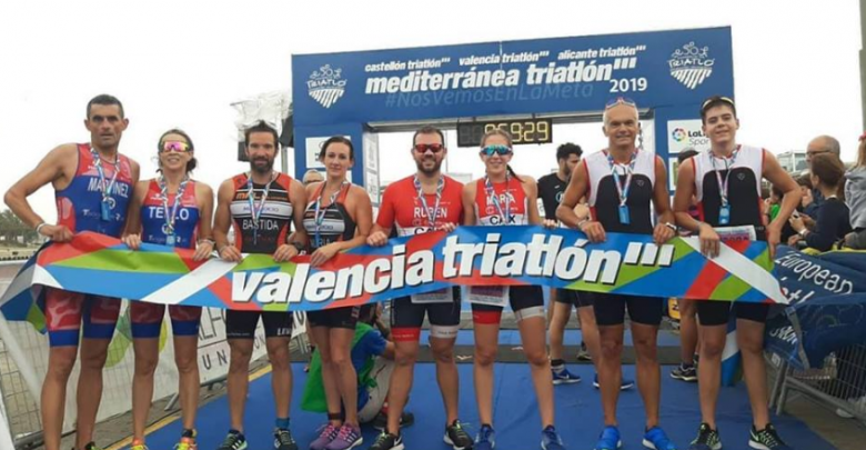 Goal of the Valencia Triathlon 20'19