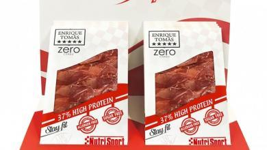 Photo of Nutrisport launches the Gran Reserva Zero Ham together with Enrique Tomás