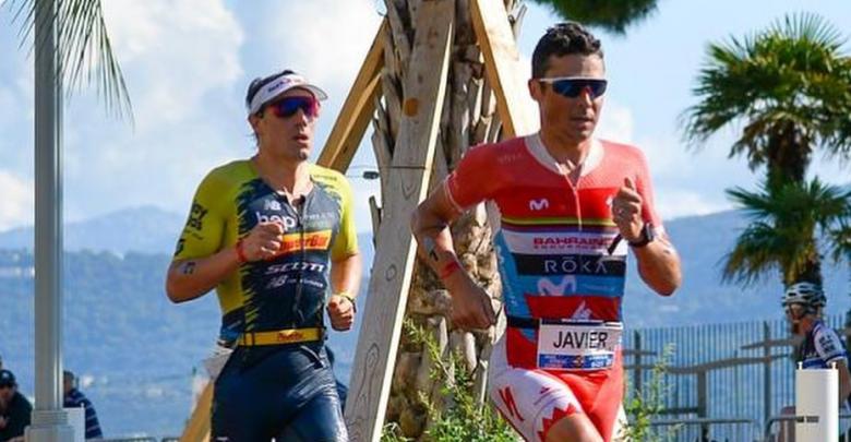 Javier Gómez Noya favorito en el IRONMAN 70.3 Cascais