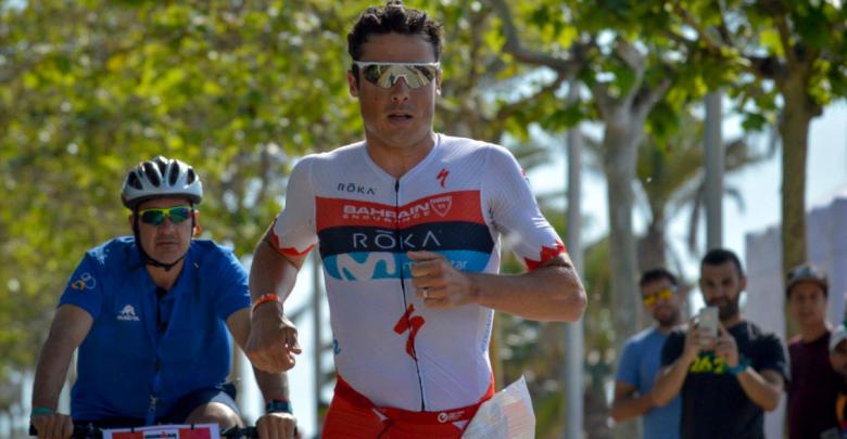 Javier Gómez Noya favorito en Niza
