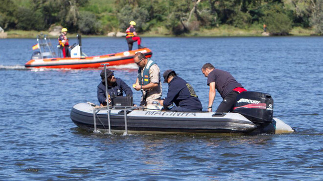 They find the body of the missing Portuguese triathlete in the Miño
