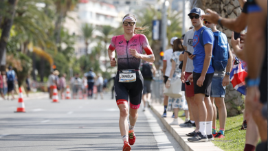Photo of Daniela Ryf enters history with her fifth IRONMAN 70.3 world title in Nice