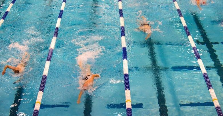 Technique and series are the key to improving swimming speed