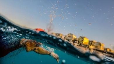 Photo of The most shocking photos of the IRONMAN 70.3 World Championship