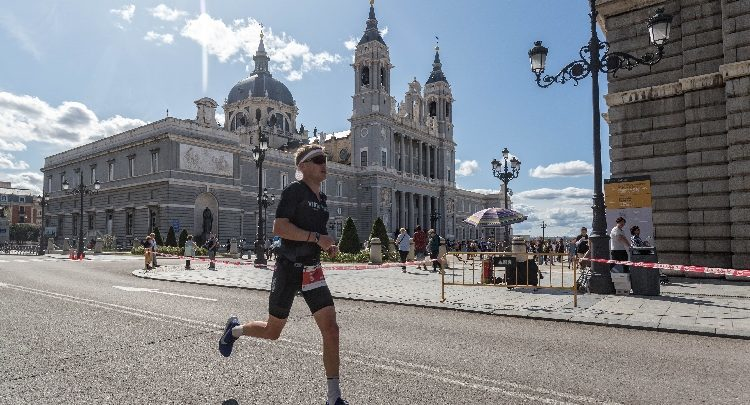 Carrera a pie del Challenge Madrid