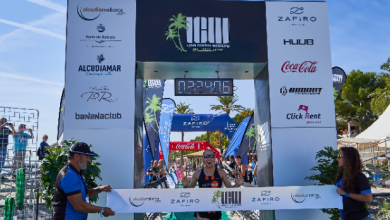 Photo of El británico Tom Vickery y la austriaca Lisa-Maria Dornauer son los ganadores absolutos del Long Course Weekend Mallorca 2019