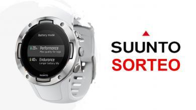 Photo of Suunto 5 contest result