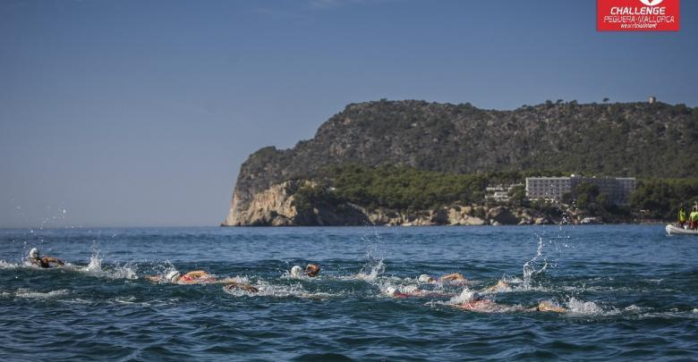 Challenge Mallorca swimming