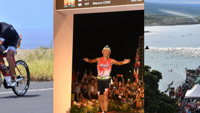 Photo of Who has been the youngest and most veteran triathlete to complete the IRONMAN Kona?
