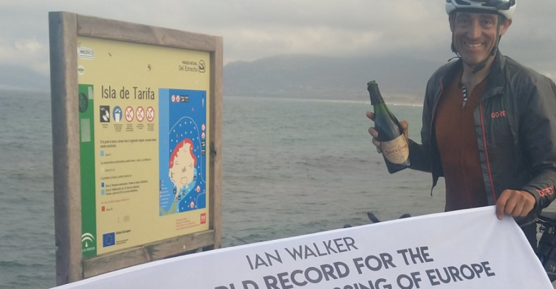 Ian walker record guinness noruega España