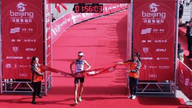 Photo of Mario Mola gana el Beijing International Triathlon
